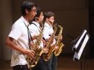 Audición Fin de Curso. Palau de la Música 2011
